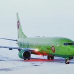 """ВИДЕО: S7 Airlines не боится конкуренции с """"Аэрофлотом"""" и продолжает развивать авиаперевозки в регионах"""